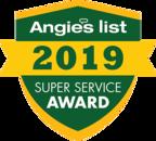 Angies Super Service Award